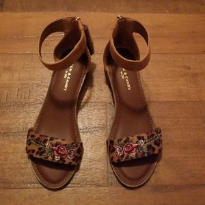 Womens brand New Rock and Candy Sandals